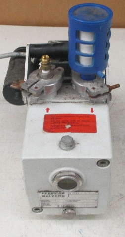 pfeiffer balzers vacuum pump  DUO 1.5AB