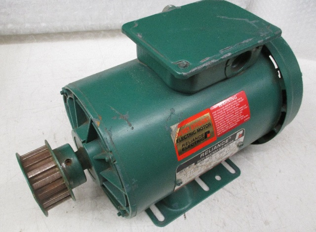 Reliance Electric P14H1401N-NR 2HP Duty master A-C Motor