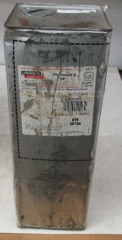 "Lincoln Electric Fleetweld 1/8"" x 14"" Rods ED010203"