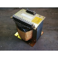 FANUC LTD 1.1 KVA PERTRONICS TRANSFORMER A80L-0001-0176-03 **Price Reduced**