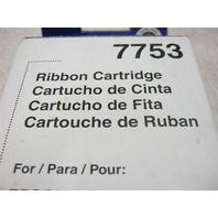 Epson 7753 Ribbon Cartridge New / Sealed in Box