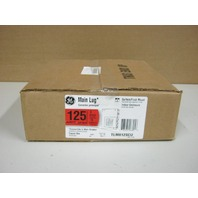 GE TLM812SCU 125 Amp Main Lug Load Center 120/240 VAC 1 Phase 3 Wire Model 1