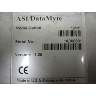 ASI DataMyte 911 Analog 4 Channel Multiplexer