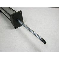 """TRD Manufacturing Bimba 2 1/2"""" x 9"""" Pneumatic Air Cylinder 250 PSI"""