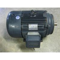 Leeson 60HP Motor  208-230/460 V  1720 RPM