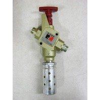 ROSS 0-20 BAR L-O-X valve D1523 C 4002