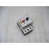 Klockner Moeller PKZM 1-0,6-NA W/ Auxiliary Switch
