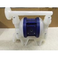 Sotera Poly Santoprene AOD Pump-17 1/2 GPM Flow Rate #SP10005NPPSSS