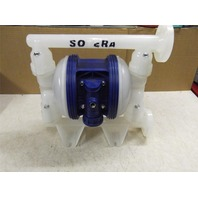 Sotera Poly Santoprene AOD Pump-17 1/2 GPM Flow Rate #SP100-05N-PP-SSS