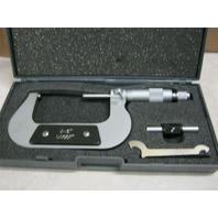 """Micrometer, 2-3"""", Ratchet Stop Chinese Outside, 51-785-4"""