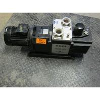 Sargent-Welch DirecTorr Vacuum Pump 2 HP 230 Volt 3 Phase