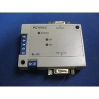 Keyence Bl-u2 Power Supply Rs-232c 24VCD