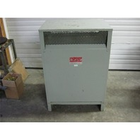 HEVI-DUTY ELECTRIC COMPANY TRANSFORMER 225 KVA 3 PHASE 480-208y/120
