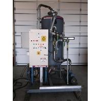 MacEwans Vacuum System w/ Siemens ELMO Vacuum Pump & Grundfos Pump 100LA2
