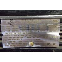 Lincoln 9VA AF4P7.5TC61L Motor 7.5 HP