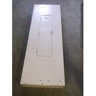 GE General Electric TJD432400 400 Amp Main Breaker Load Center 3-PH 240 VAC