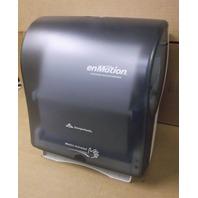 GEORGIA-PACIFIC Towel Dispenser, Automated, Translucent