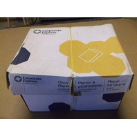 Corporate Express White Recycled Copy Paper 5000 Sheets (Ceb8514)
