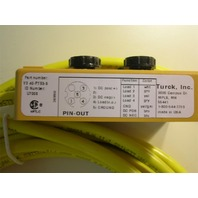 Turck VB 40-P7X5-10 Eurofast Multibox, 15 Ft. Length, NEW (NIPB)