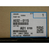 Genuine Ricoh Brand Lower Fuser Pressure Roller  AE02-0115