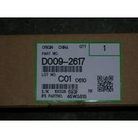 Genuine Ricoh Brand Upper Guide Plate, Registration D009-2617 D0092617, NEW, NIB
