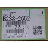 Genuine Ricoh Brand Lower Registration Roller, Model B238-2652
