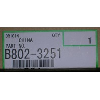 Genuine Ricoh Brand Exit Scanning Roller, B802-3251