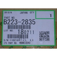 Genuine Ricoh Brand Guide Plate, B223-2835