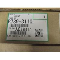 Ricoh B789-3110 (B7893110) Entrance Transport Roller