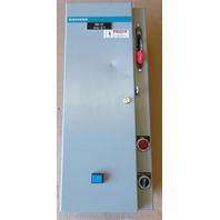 Siemens SCN1B44178P541JN5CG COMBINATION STARTER Cabinet SIZE-1  230V