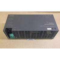 Siemens 6EP1436-2BA00 SITOP Power 20 Power Supply 24 VDC