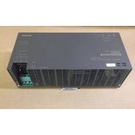 Siemens 6EP1436-2BA00 SITOP Power 20 Power Supply 24 VDC
