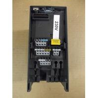 Siemens MicroMaster 420  6SE6420-2AB15-5AA1  200-240V  0.55kW