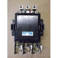 Gould Contactor A203F Size Sz 4 100 HP 150 Amp 3PH 600VAC 120 Volt Coil