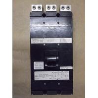 WESTINGHOUSE MC3800WK CASE SWITCH CIRCUIT BREAKER   800A AMP 3 POLE