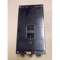 GENERAL ELECTRIC TK236F000 225 AMP 3 POLE 125A TRIP BREAKER