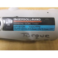 INGERSOLL RAND EP151ON - TORQUE DRIVER