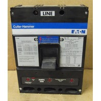 Eaton Cutler Hammer LS36F600E  600 Amps Circuit Breaker W/ 300 THERMAL MAGNETIC TRIP UNIT  LS36T300E