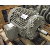 GENERAL ELECTRIC  75 HP 460V RPM 3570 SEVERE DUTY ENERGY SAVER  AC MOTOR