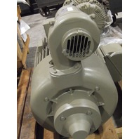 GE Extra Severe Duty / Adjustabe Speed / Energy Saver 5KAF3655AA224 75 HP AC Motor w/ 1/2 HP Commerical GE Motor Frame 385T & 56C ENCL - RPM 2675 / 1785 volts 230/460
