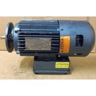 Sew-Eurodrive Motor DFT80K4BMG1MRZ  .75HP 1700 RPM