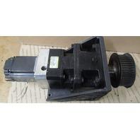 STOBER ServoFit Precision Planetary Gearhead Mod P712PNO350M w/ Mitsubishi AC Servo Motor
