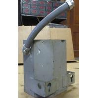 Acme T1-53515-3 ELectric Distribution Transformer 7.5KVA 1 Phase