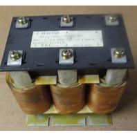FANUC REACTOR TRANSFORMER AC A81L-0001-0122-02 USED A81L0001012202