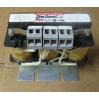 TCI KLR6CTB 3 PHASE LINE REACTOR 600V, 6A DRIVE LNC