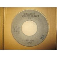 "Cincinnati Grinding Wheel 12"" x 3/4"" with 5"" Hole 2A80-M9-BL8272"