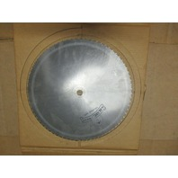"The Blade MFG Co Cutoff Saw Blade 18"" Dia. 11 gauge"
