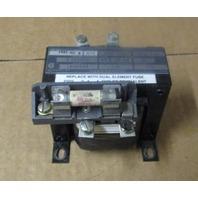 ALLEN BRADLEY CONTROL TRANSFORMER 1497-N2 SER B 75VA 75VA 240/480Vac 120V VOLT
