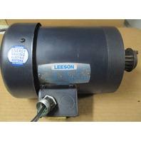LEESON 110048.00 C6T17FC2E 1HP 208-230/460V-AC 1725RPM 3PH AC MOTOR