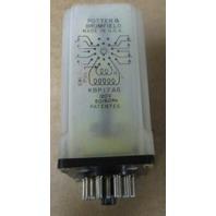 Potter-Brumfield-KBP17AG-Dual-Relay-120V 50/60 HZ